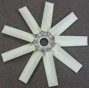 9-Blade Adjustable Pitch Prop Fan