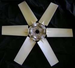 6-Blade Adjustable Pitch Prop Fan